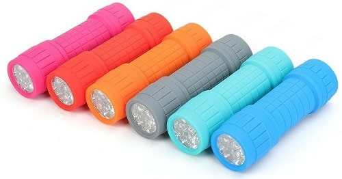 EverBrite 9-LED Small Flashlight