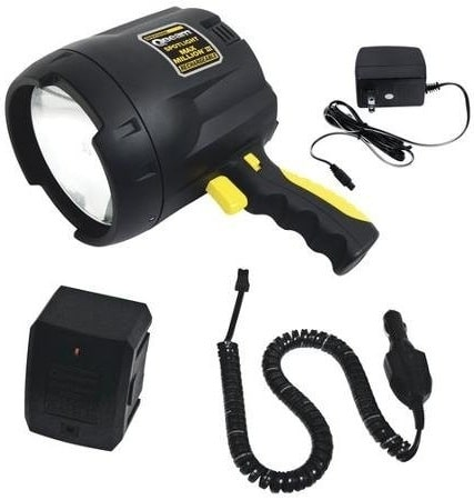 Brinkmann FBA-9507440 Rechargeable Spotlight For Hunting