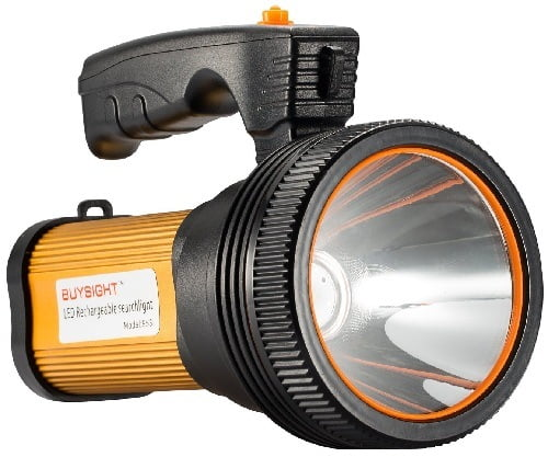 Buysight CREE L2 Rechargeable Flashlight
