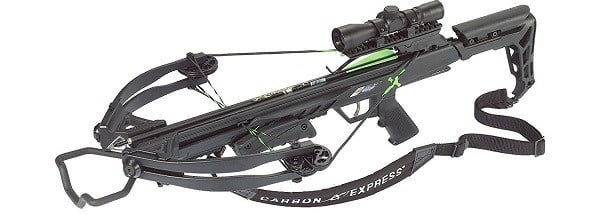 Carbon Express Blade X-Force Crossbow Ready To Hunt