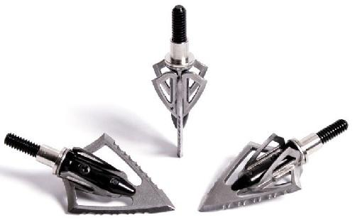 Carbon Express XT 3-Pack Crossbow Broadheads