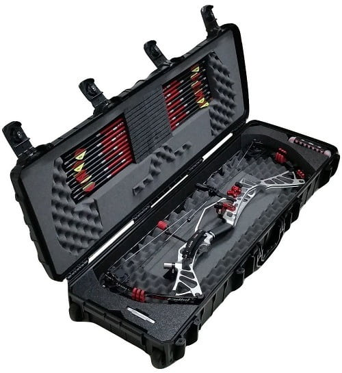 Case Club Waterproof Compound Bow Case