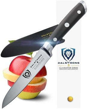 Dalstrong Gladiator German HC Steel 3.75-Inch Paring Knife