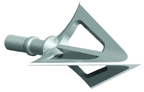 G5 Outdoors 100% Stainless Steel Montec Broadheads