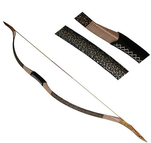 IRQ Archery Traditional Mongolian Bow