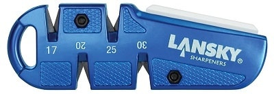 Lansky Quadsharp Multi-Angle Pocket Knife Sharpener
