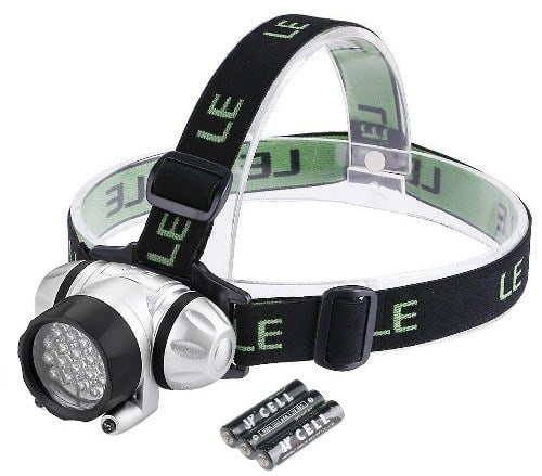 Lighting Ever 4 Modes Headlamp For Hunting