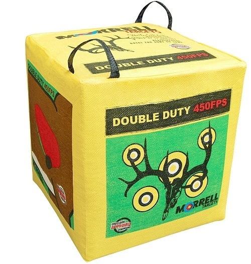 Morrell Double Duty 131 Field Point 450 FPS Archery Bag