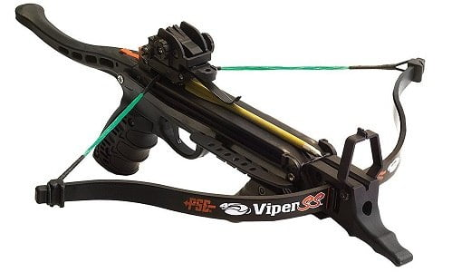 PSE Viper SS Self Cocking Pistol Crossbow