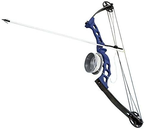 Scuba Choice Adult Bowfishing Compound Bow + Kit