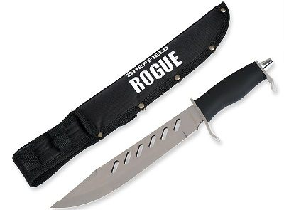 Sheffield Rogue Hunting Fixed Blade Knife