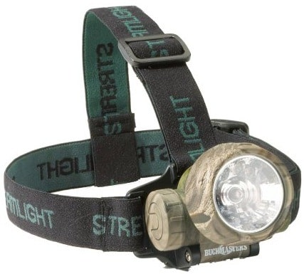 Streamlight 61070 BuckMasters Headlamp For Hunting