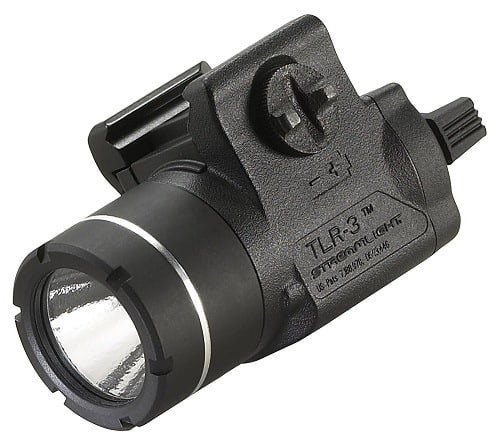 Streamlight 69220 TLR-3 Shotgun Light With Rail Locting Keys
