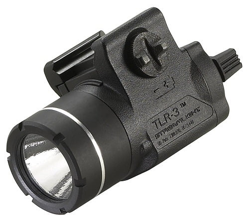 Streamlight 69220 TLR-3 Weapon Mounted Pistol Light