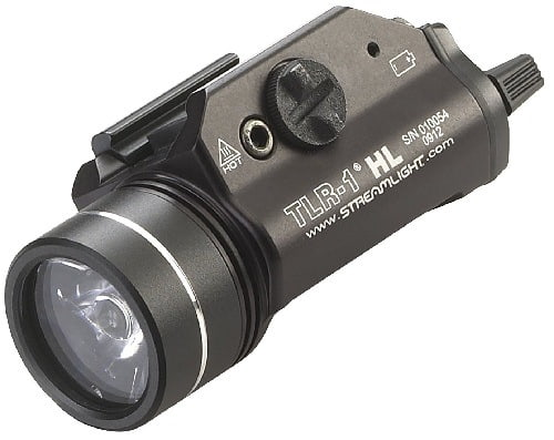 Streamlight 69260 TLR-1 HL Tactical Shotgun Light - Best Overall Shotgun Light