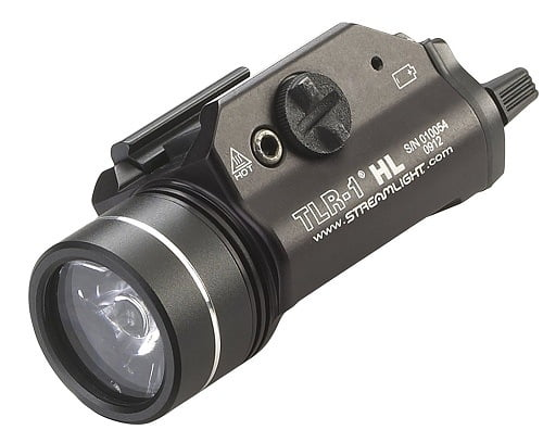 Streamlight 69260 TLR-1HL Weapon Mount Pistol Light Best Overall Pistol Light