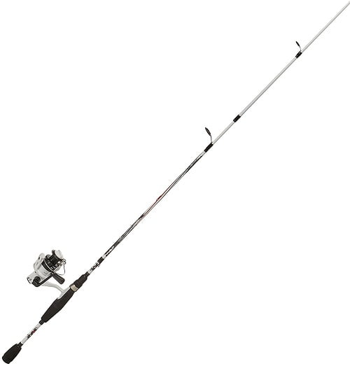 Abu Garcia Ike Dude Spincast Rod And Reel Combo