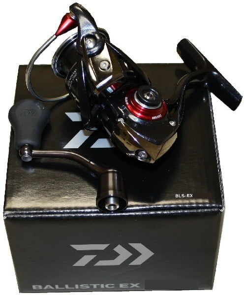 Daiwa Ballistic EX Bass Fishing Reel