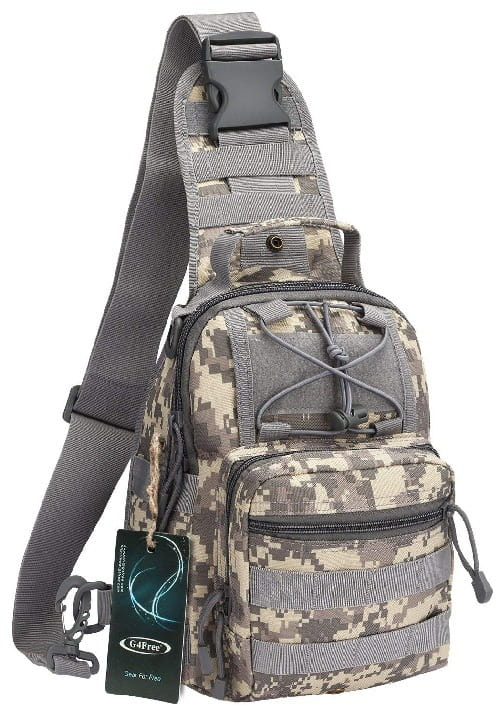 G4Free Outdoor Tactical Fishing Backpack