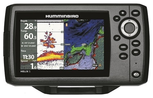 Humminbird 410210-1 GPS G2 Kayak Fish Finder