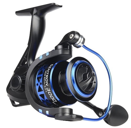 KastKing Summer and Cetron Spinning Reel - Best Overall Spinning Reel Under $100
