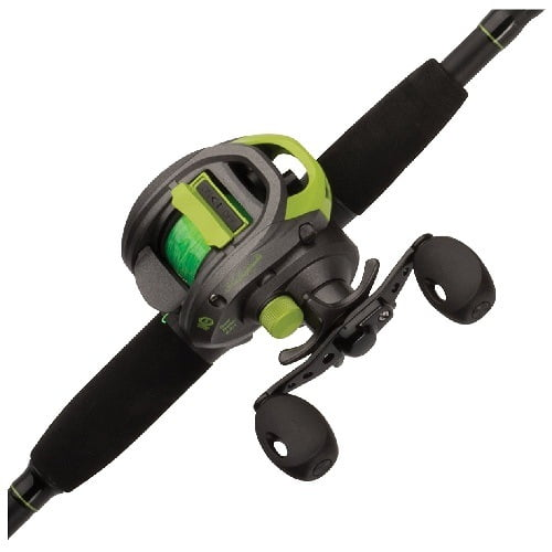 Shakespeare Ez Casting Rod And Reel Combo - Best Casting Rod And Reel Combo
