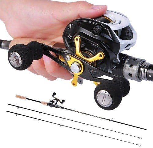 Sougayilang Baitcasting Fishing Rod - Best Baitcasting Fishing Rod