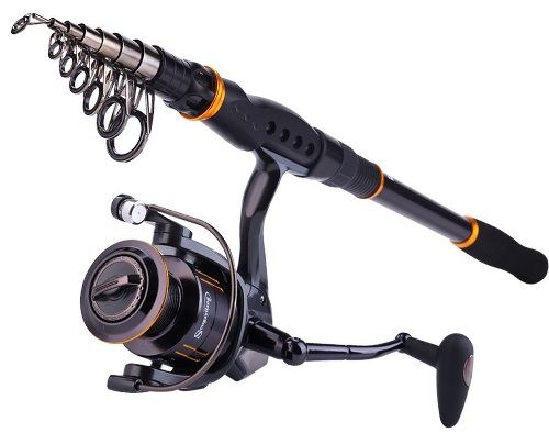 Sougayilang Fishing Rod - Best Overall Fishing Rod