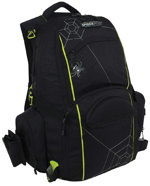 Spiderwire SPB006 Fishing Tackle Backpack