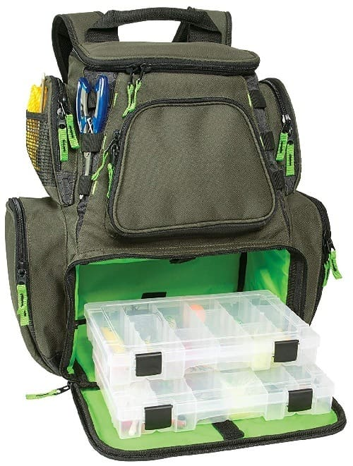 Wild River 3606 Multi-Tackle Fishing Backpack
