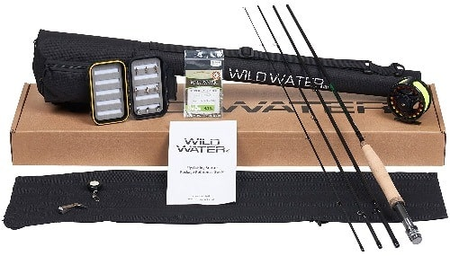 Wild Water Fly Rod Complete Starter Package