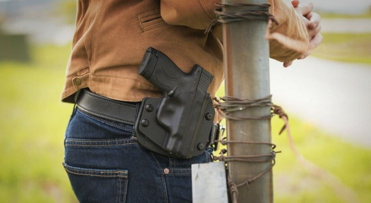 How to Buy the Best Concealed Carry Holsters
