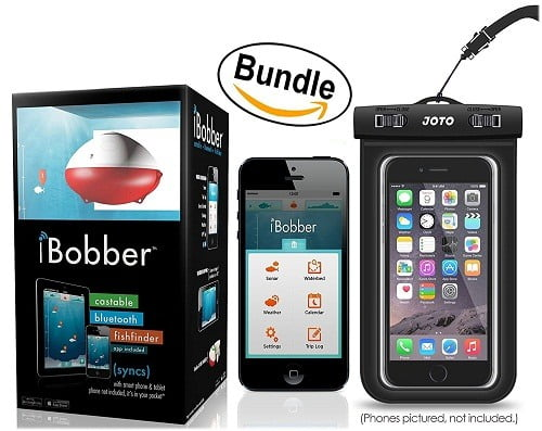 iBobber Wireless Bluetooth Smart Portable Fish Finder