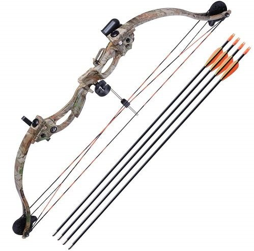AW 34-Inch Youth Compound Bow Set