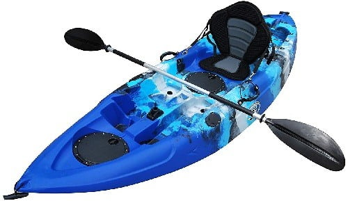 BKC UH-FK184 Stand Up Fishing Kayak