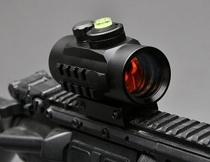 Battery Free Red Dot Sight