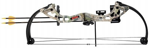 Bear Archery Brave Youth Compound Bow
