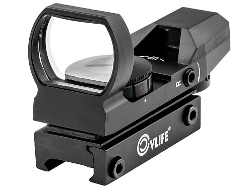 CVLife Red Dot Sight With 20mm Rail