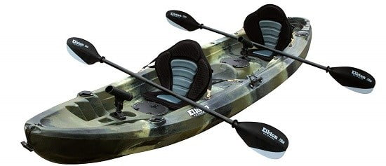 Elkton Outdoors Tandem Kayak
