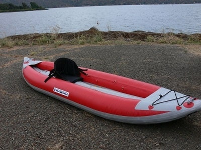 Inflatable Whitewater Kayaks