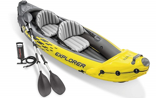 Intex Explorer K2 Sit On Top Kayak