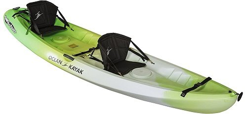Ocean Kayak 12 feet Malibu 2XL Tandem Fishing Kayak