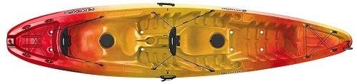 Perception Pescador Tandem Fishing Kayak