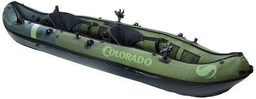 Sevylor Coleman Colorado Fishing Kayak