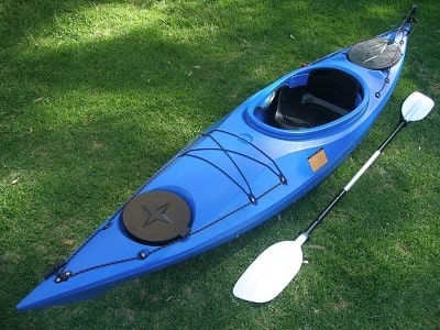 Sit-Inside Recreational Kayak