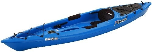 Sun Dolphin Bali SS12 Stand Up Fishing Kayak