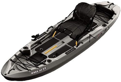 Sun Dolphin Boss SS Stand Up Fishing Kayak