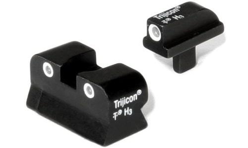 Trijicon Front And Rear Night 1911 Sight
