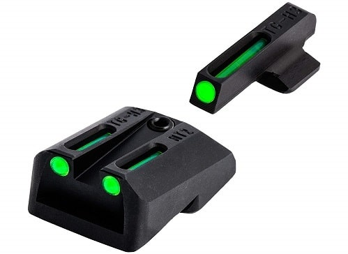 Truglo TFO Tritium And Fiber Optic 1911 Sight