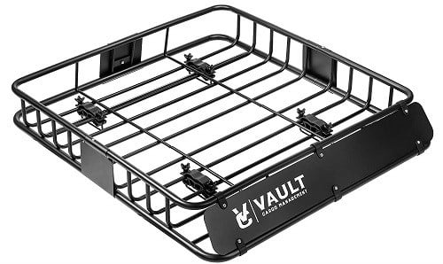 Vault Cargo Management Universal Locking Roof Rack